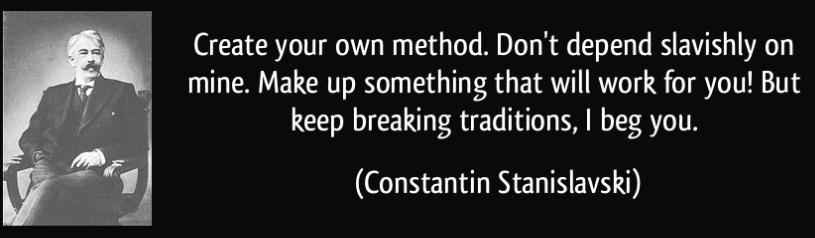 Stanislavski quote 1